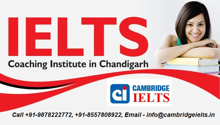 IELTS Coaching Institute in Chandigarh