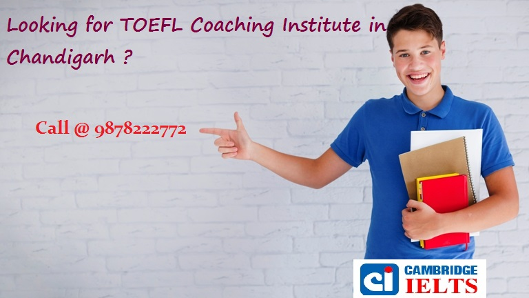 Best TOEFL coaching institute in Chandigarh